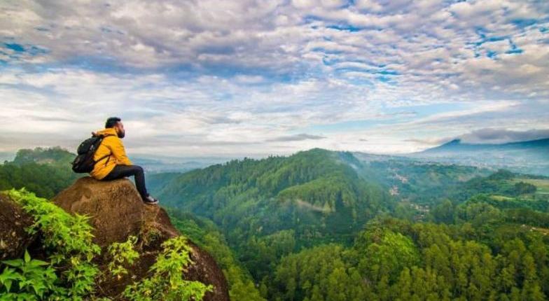 Lokasi Tebing Keraton Bandung
