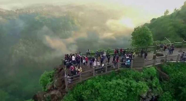 Tiket Masuk Tebing Keraton Bandung