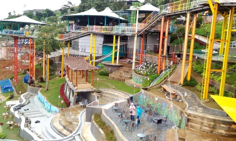 Harga Tiket Dan Spot Wisata Yang Berada Di Kawasan Punclut Bandung