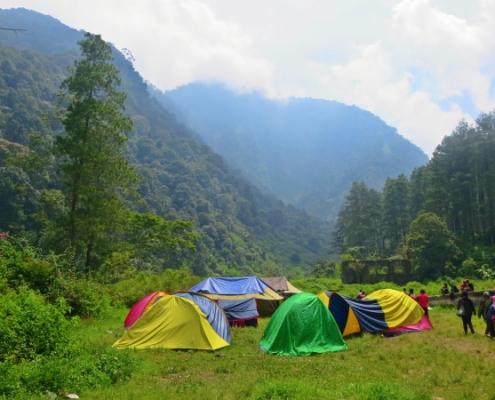 Gunung Puntang Bandung