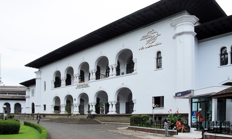 Image result for Museum Pos Indonesia
