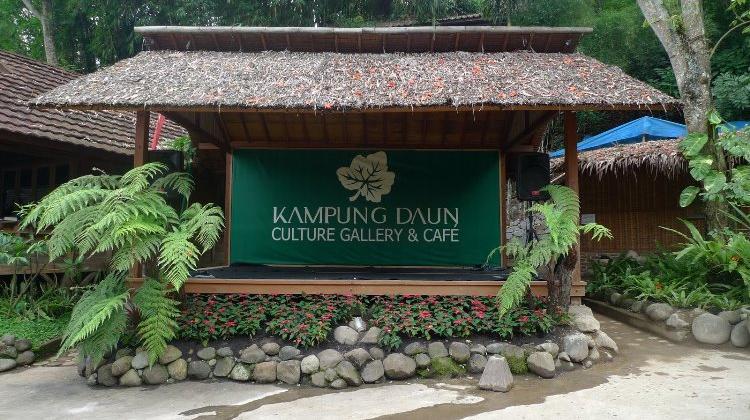 Kampung Daun Bandung
