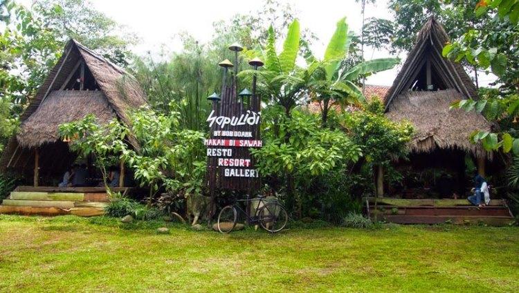 Kuliner Bandung: Sapu Lidi