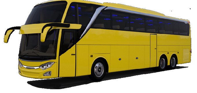 sewa bus shd bandung