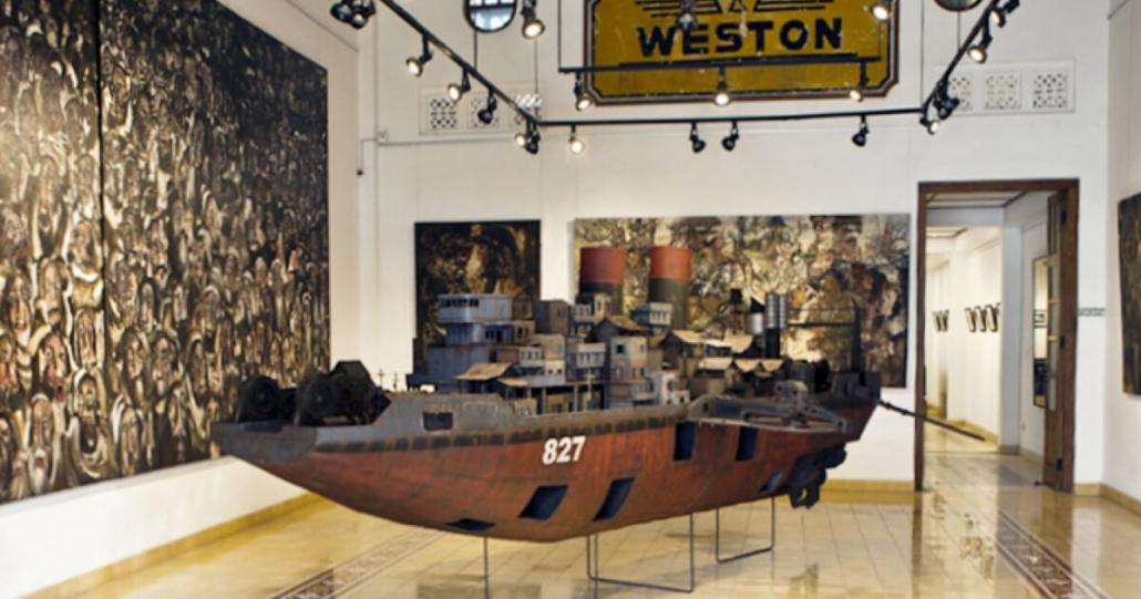 Gallery Wisata Seni Salian Art Space