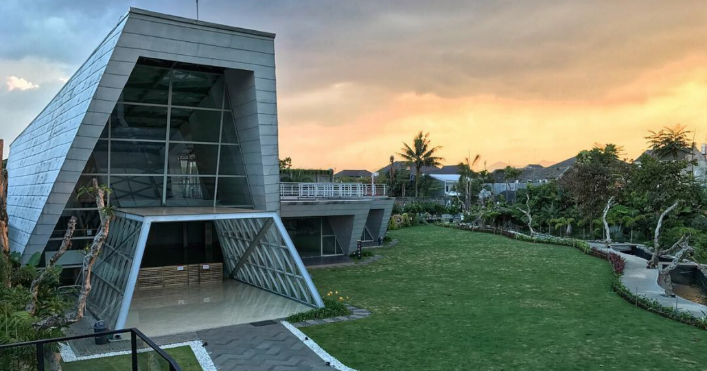 Gedung Peta Park Bandung