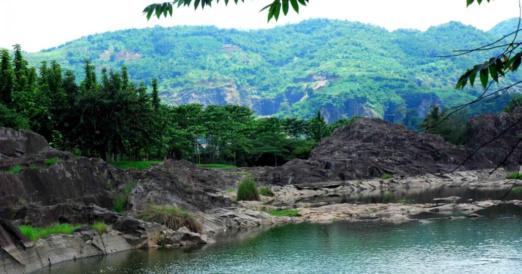 Lokasi Kampung Batu Malakasari