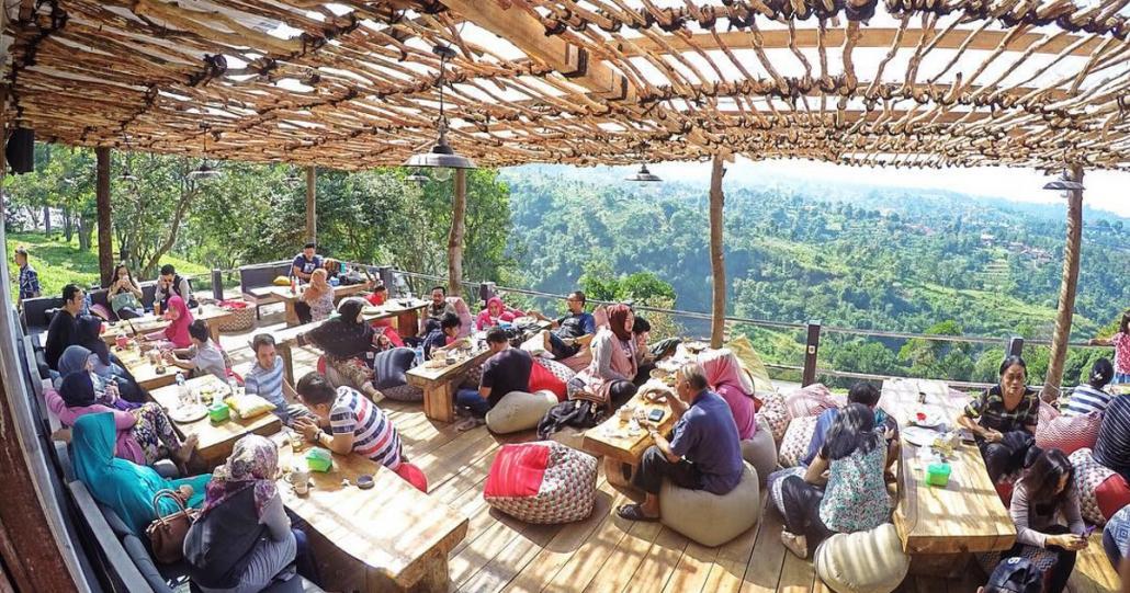 Kuliner Lereng Anteng Panoramic Coffee Place