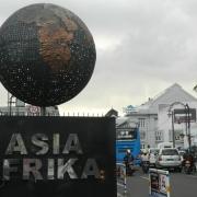 Lokasi Jalan Asia Afrika Bandung