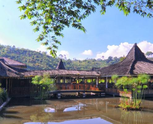 Lokasi Kampung Pago Ciwidey