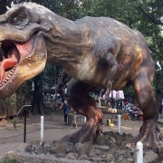Patung Taman Lansia