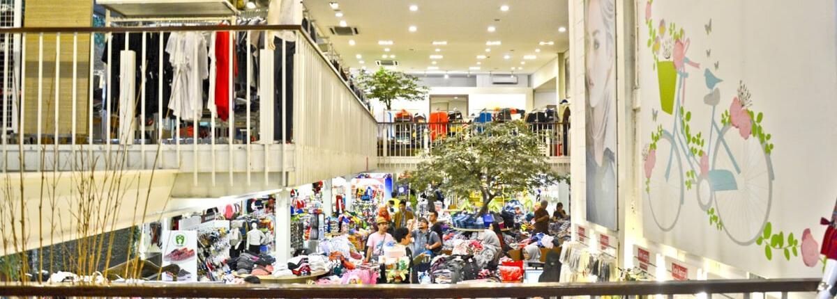 Shopping Rumah Mode Bandung