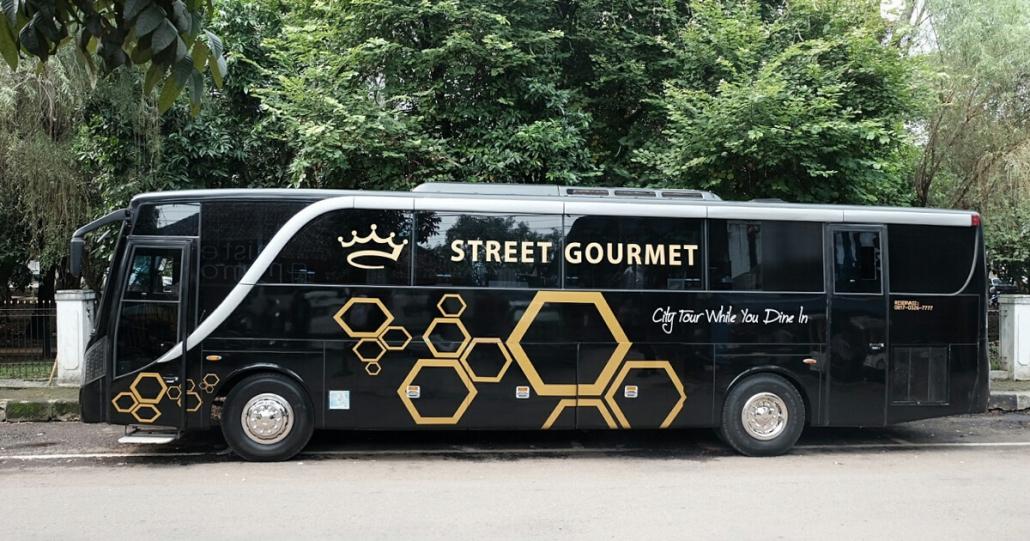 Bus Street Gourmet Bandung