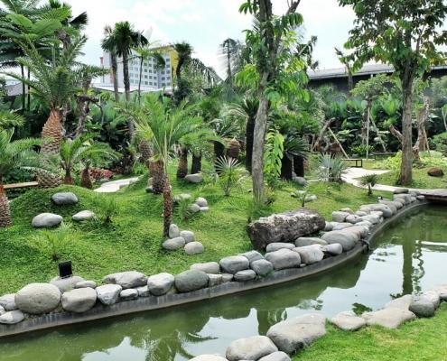 Taman Peta Park Bandung