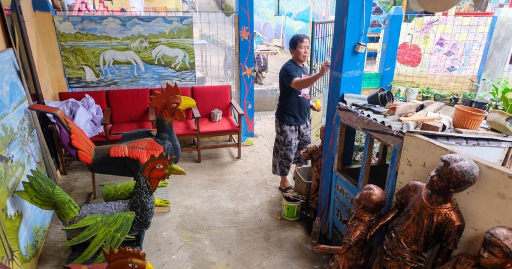 Wisata Kampung Dago Pojok