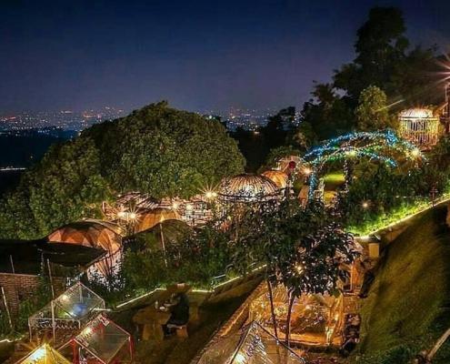 Wisata Lereng Anteng Panoramic Coffee Place