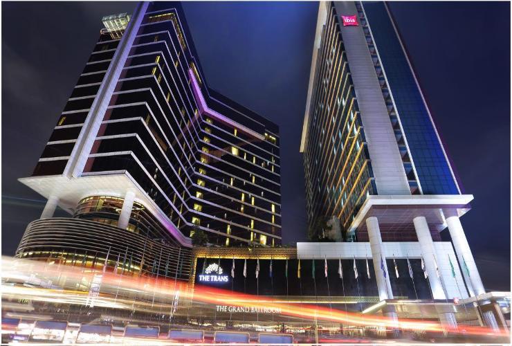 Hotel Trans Luxury Bandung