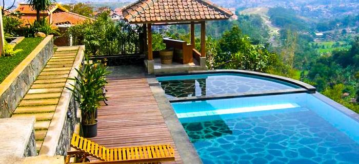 Hotel di Dago Bandung