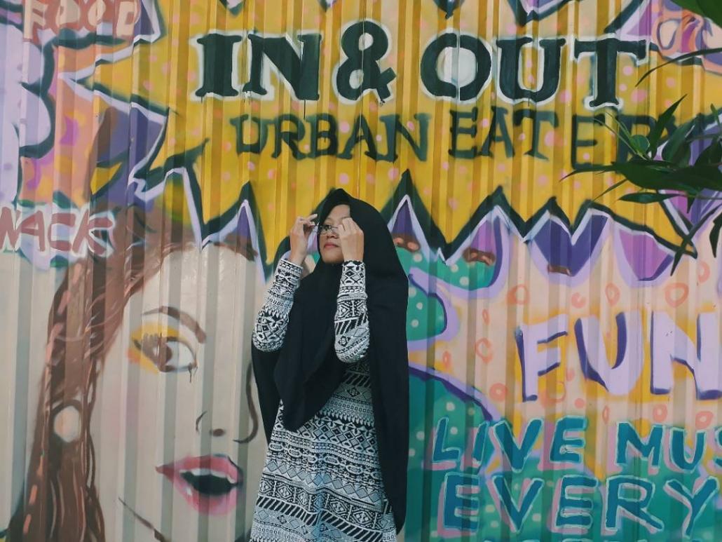 In & Out Urban Eatery bandung @bungaendah