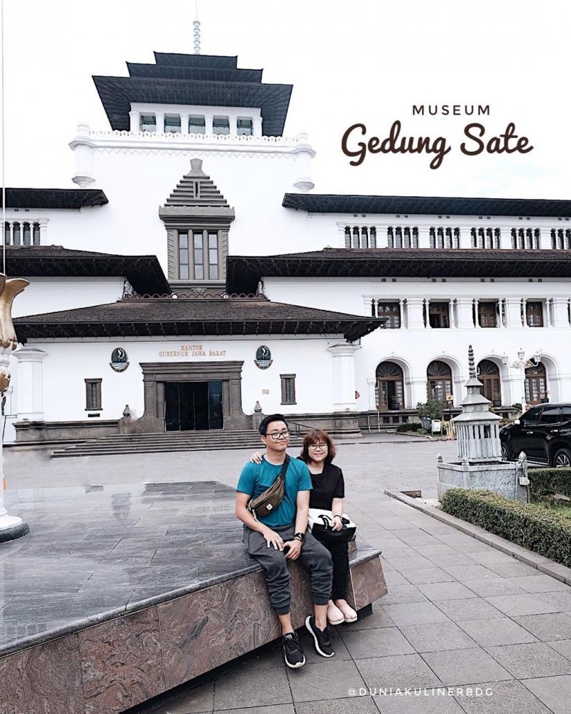 Museum Gedung Sate @duniakulinerbdg