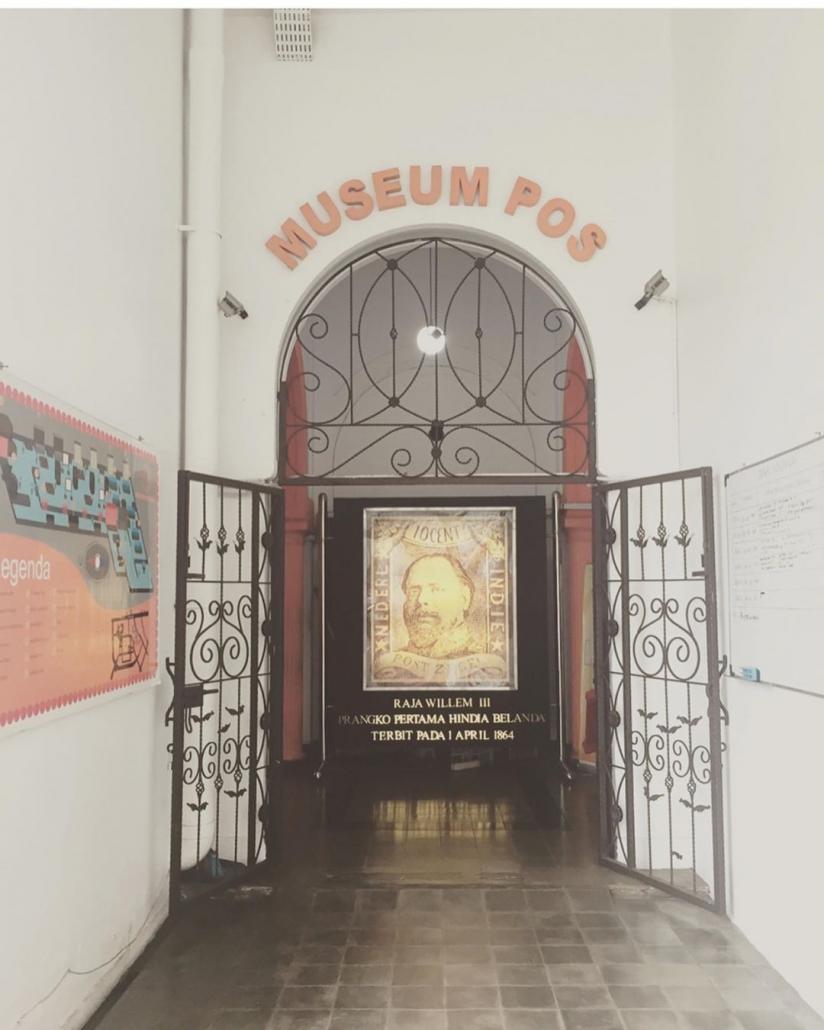 Museum Geologi Bandung Museum Pos Indonesia @liburananak