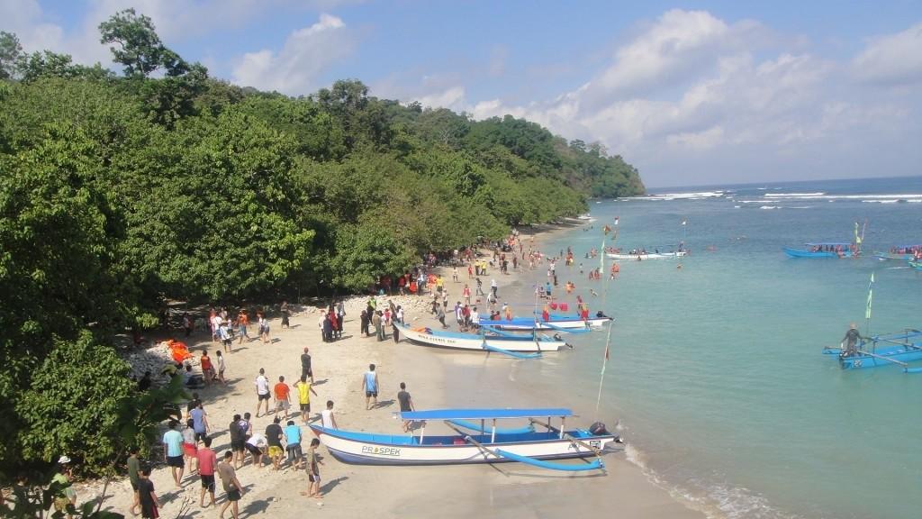 Pantai Pangandaran bandung