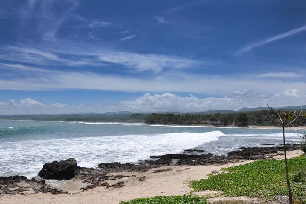 Pantai Rancabuaya bandung