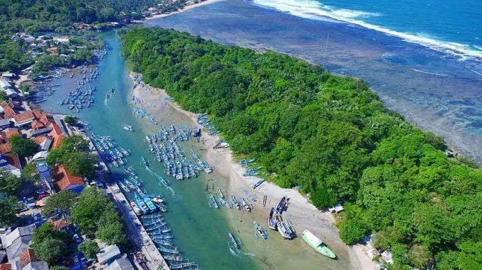 Pantai Santolo bandung
