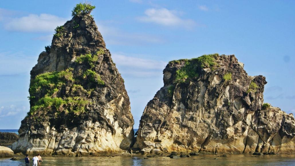 Pantai Tanjung Layar bandung