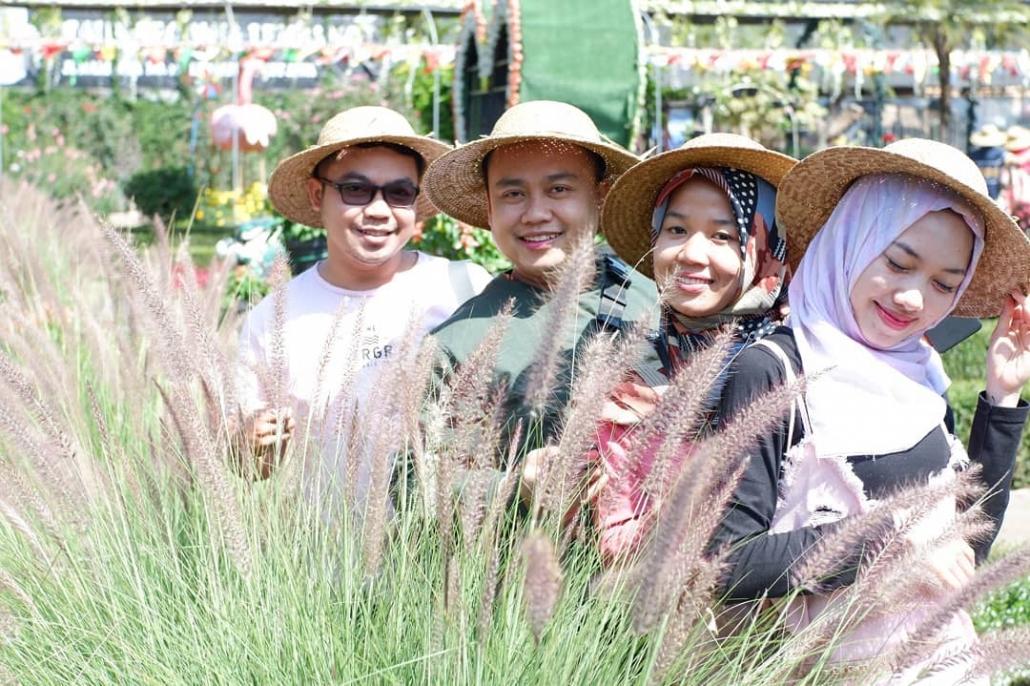 Taman Bunga Begonia Lembang @novitaandrian06
