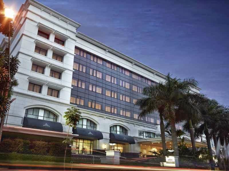 Hotel Bintang 5 Di Bandung The Papandayan