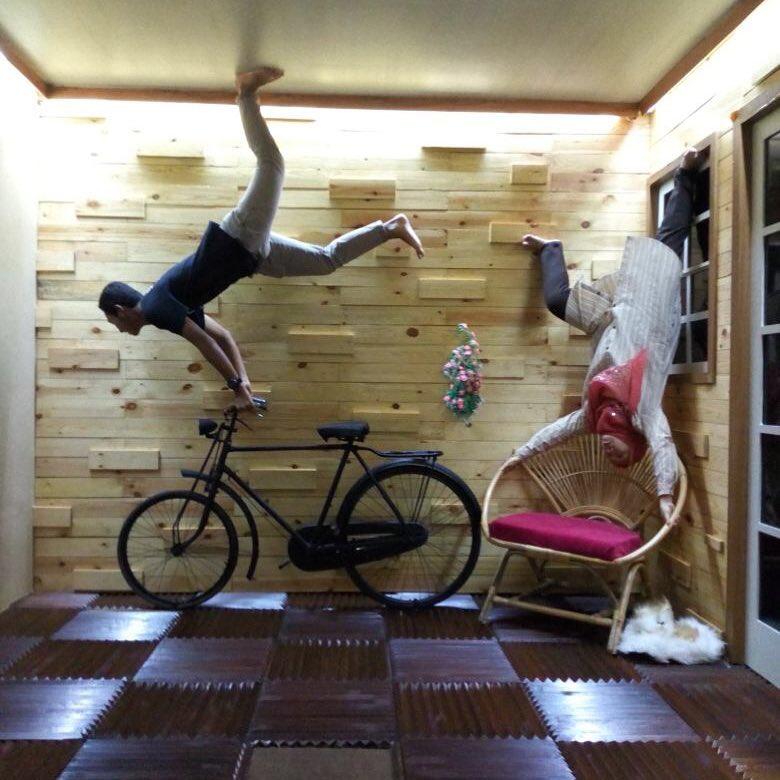 Upside Down World Bandung @azkaalchwr