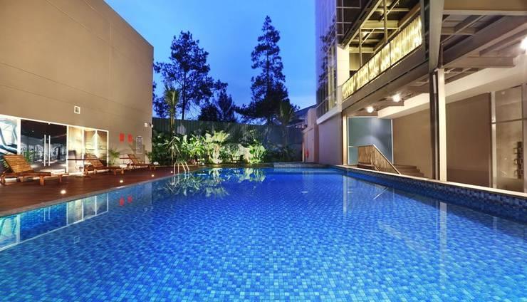 Hotel Bintang 4 di Bandung aston pasteur hotel bandung