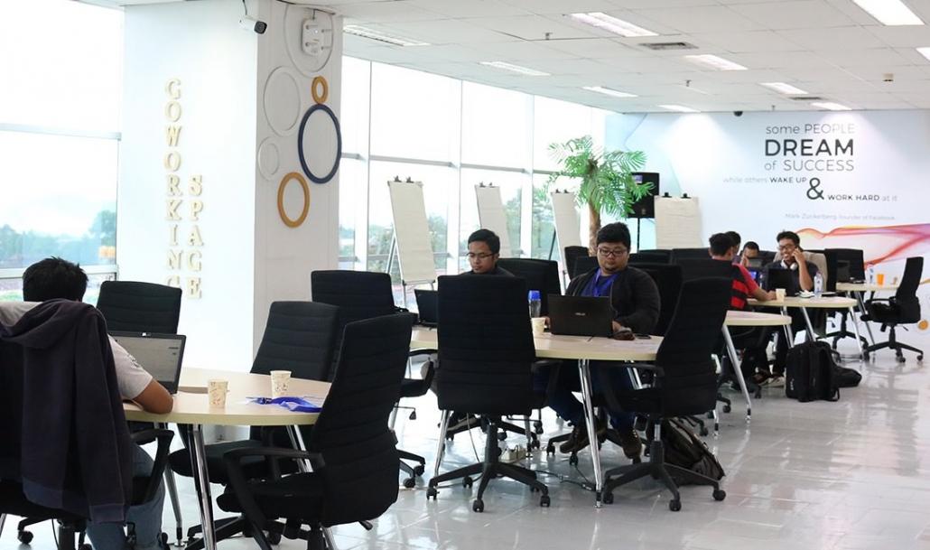 fasilitas Bandung Digital Valley
