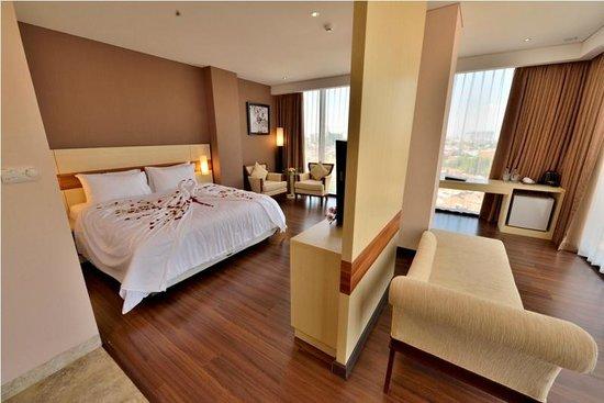 kamar Hotel California Bandung